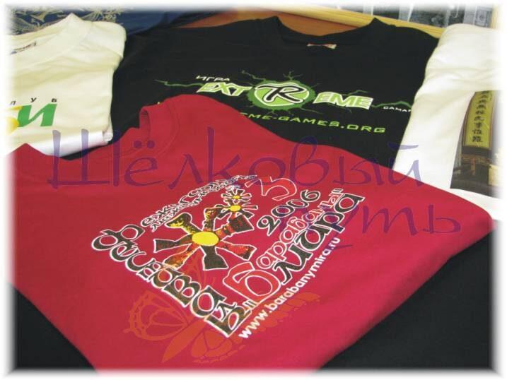Нанесение логотипов, фото на майки, кружки, подушки, пазлы, магниты...